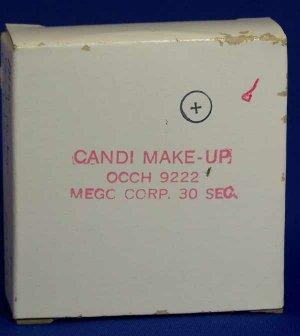 Mego Candi Make Up Center Commercial Original 16mm Film