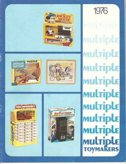 1976 Multiple Toys Catalog  Planet of the Apes Kung Fu