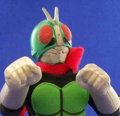 Mego Popy Kamen Rider V1 Doll MIB