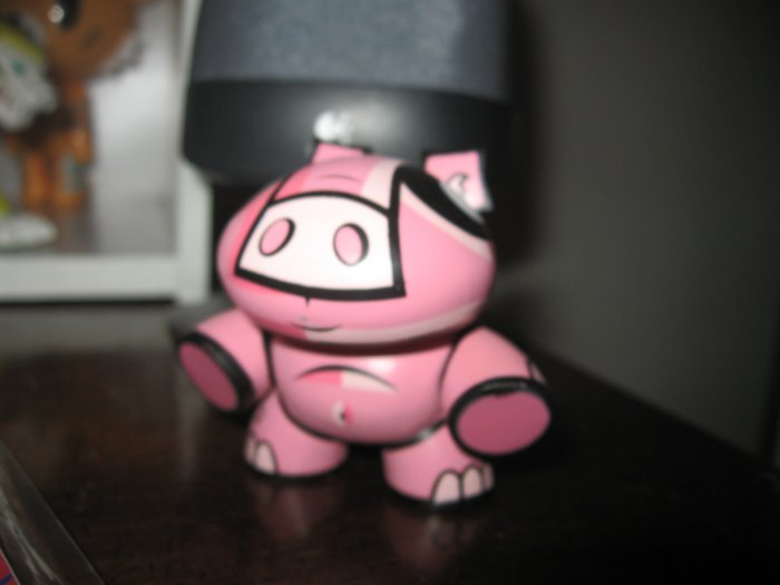 Random figure pig