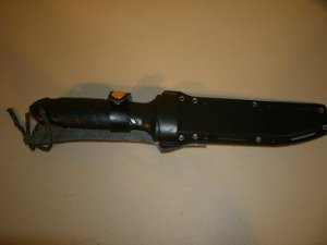 Double Egded Survival Knife  NEW