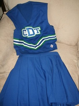 Youth Cheerleading outfit Costumes