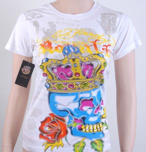 Ed hardy T Shirt by Christian Audigier size M STUNNING