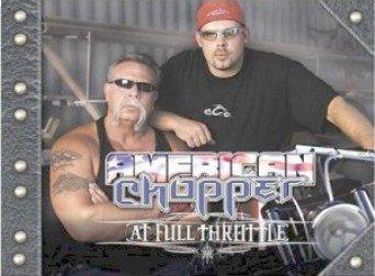 AMERICAN CHOPPER - FULL THROTTLE  /   DISCOVERY CHANNEL