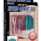 Zippered Garment Bags (Set of 13) / Storage Dynamics