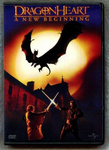 DVD Dragon Heart A New Beginning
