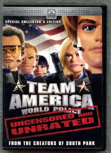 DVD  Team America World Police