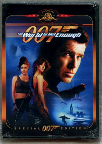 DVD  The World Is Not Enough 007 Special Edition