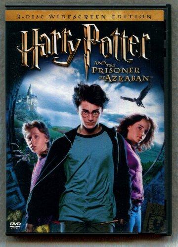 DVD  Harry Potter And The Prisoner Of Azkaban
