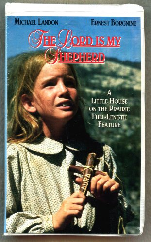 VHS  Little House On The Prairie The Lord Is My Shepard