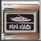 PAPA ROACH ITALIAN CHARM CHARMS