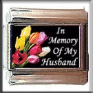 IN MEMORY OF MY HUSBAND ITALIAN CHARM