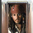 JOHNNY DEPP PIRATES ITLAIAN CHARM CHARMS