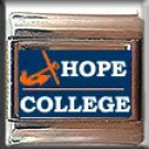 HOPE COLLEGE ITALIAN CHARM CHARMS