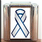 THYROID CANCER AWARENESS ITALIAN CHARM CHARMS