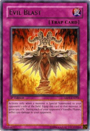 Evil Blast (1st edition)