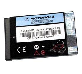 Genuine Motorola SNN5705B Battery used