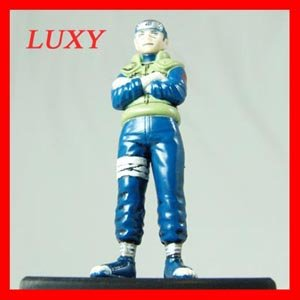 NARUTO Japan Figure Kidoumaru Bandai 2002 LUXY Collectibles nt13