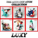 SET OF 6 ASTRO BOY ATOM Tetsuwan Figures Anime Luxy Collectibles