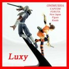 ONIMUSHA KAEDE Furuta Figure Ninja LUXY Anime Collectibles os3