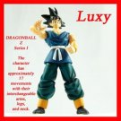 DragonBall Z Action Figure GOKU Quality LUXY Anime Collectibles dbz1