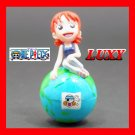 "One Piece ""Nami""  The Pirate Robber Retro Anime Character Luxy Collectibles"