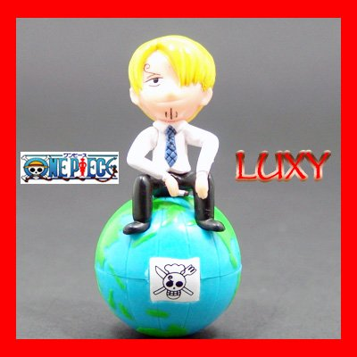 "One Piece ""Sanji"" Anime Character Luxy Collectibles"