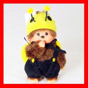 MONCHICHI Keychain Lady Bug Costume Sekiguchi LUXY Collectibles mo5