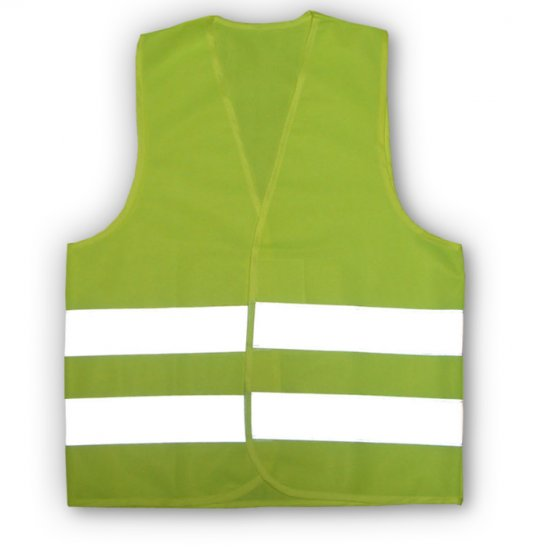 Kid Safety Vest Yellow - SKU 5007