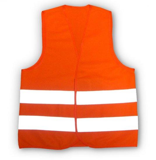 Kid Safety Vest Orange - SKU 5008