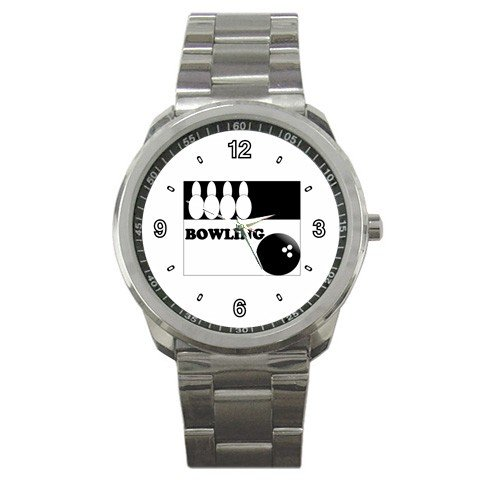 Bowling Sports Watch