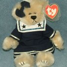 TY Beanie Baby Attic Treasures Breezy 1993 Retired Free Shipping