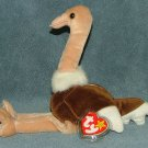 TY Beanie Baby Stretch 1997 Retired Free Shipping