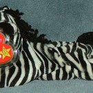 TY Beanie Baby Ziggy 1995 Retired Free Shipping