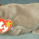 TY Beanie Baby Spike 1996 Retired Free Shipping