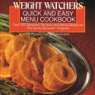 Weight Watchers Silver Edition 1988 Rare Free Shipping