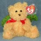 TY Beanie Baby Joyous Christmas Angel Bear 2006 Retired Free Shipping