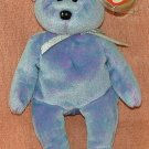 TY Beanie Baby Clubby II (2) the Bear 1999 Retired Free Shipping