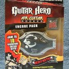 Guitar Hero Air Guitar Rocker Encore Pack Heavy Metal Free Shipping