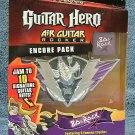 Guitar Hero Air Guitar Rocker 80's Rock Encore Pack Free Shipping