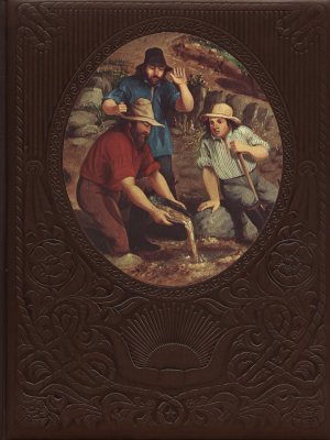 """Time Life Books """"The Old West Series"""" The Forty-Niners"""