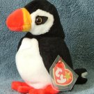 TY Beanie Baby Puffer the Toucan 1997 Retired Free Shipping