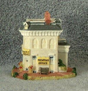 Liberty Falls AH43 Daily News Office & Plant 1993