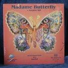 NIB Madame Butterfly Shape 1000 Piece Jigsaw Puzzle