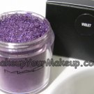 Violet MAC Pigment Sample
