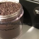 Chocolate Brown MAC Pigment Sample