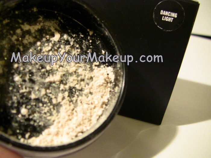 Dancing Light MAC Loose Beauty Powder Sample
