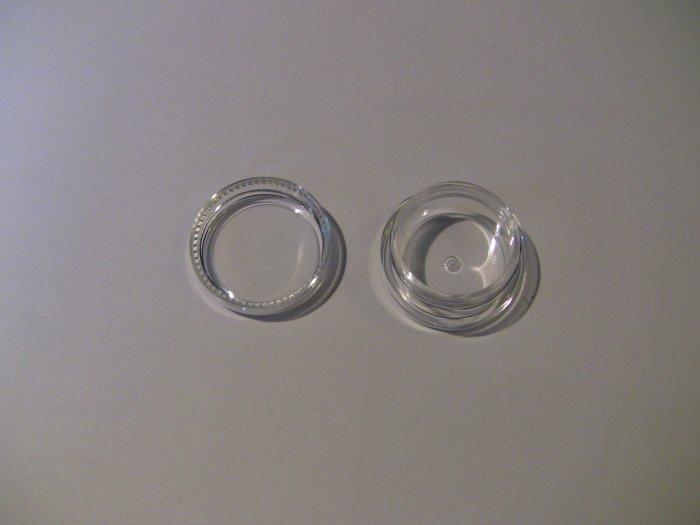 One 5 Gram Plastic Jar No Sifter