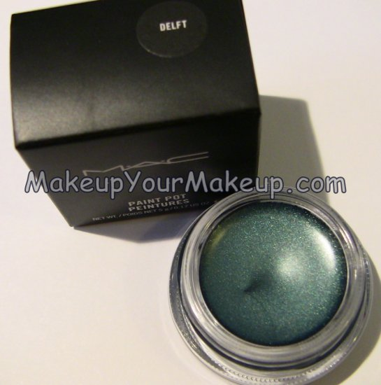 Delft MAC Paint Pot Sample