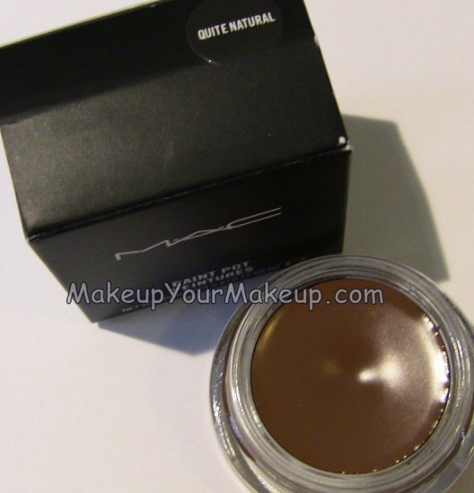 Quite Natural MAC Paint Pot Sample